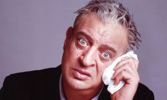 Comedian Rodney Dangerfield